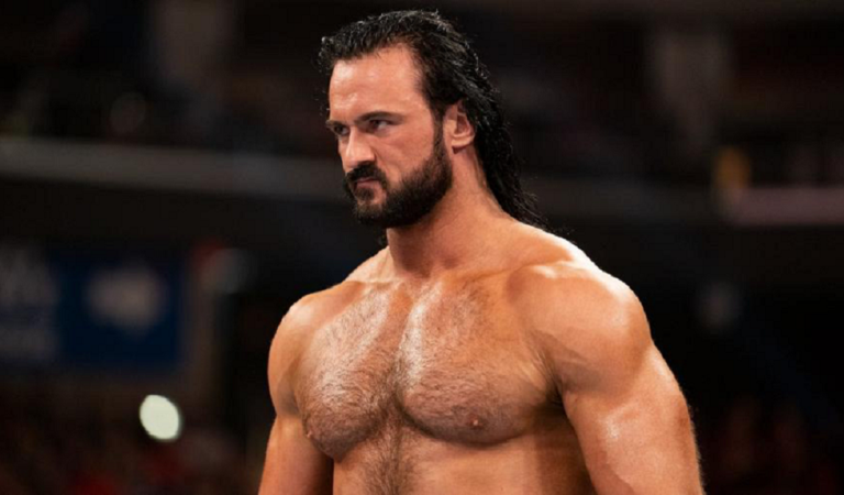 The Most Googled Questions About Drew McIntyre