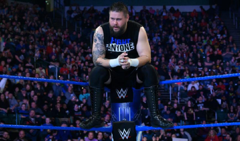 WWE's Kevin Owens: 10 Interesting Facts You Never Knew