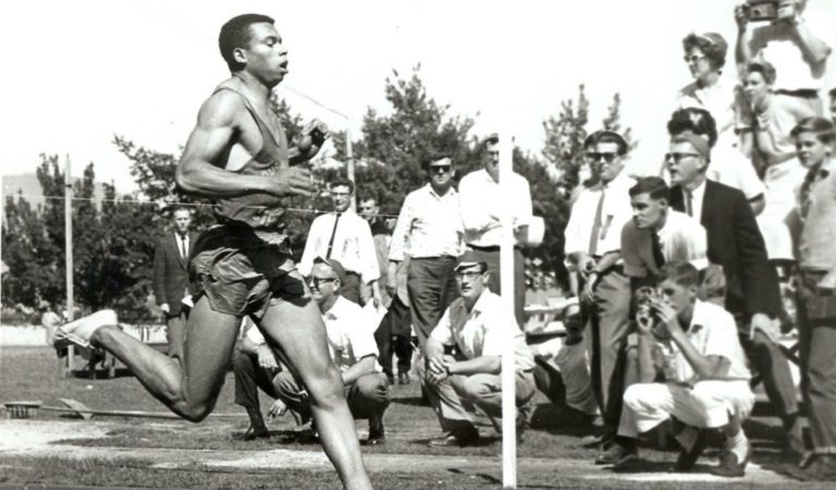 Harry Jerome: The Story of the Legendary Canadian Athlete