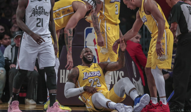 LeBron James Injury: Lakers Superstar Might Miss the Portland Game