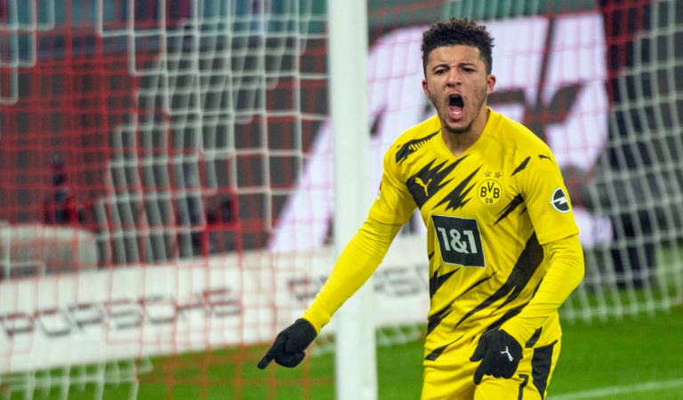 Jadon Sancho: 16 Facts About The English Footballer