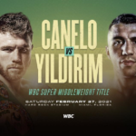 Canelo Alvarez vs Avni Yildirim