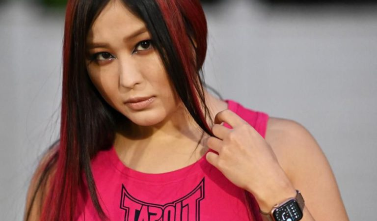 Io Shirai: Get To Know The New Signing Of NXT