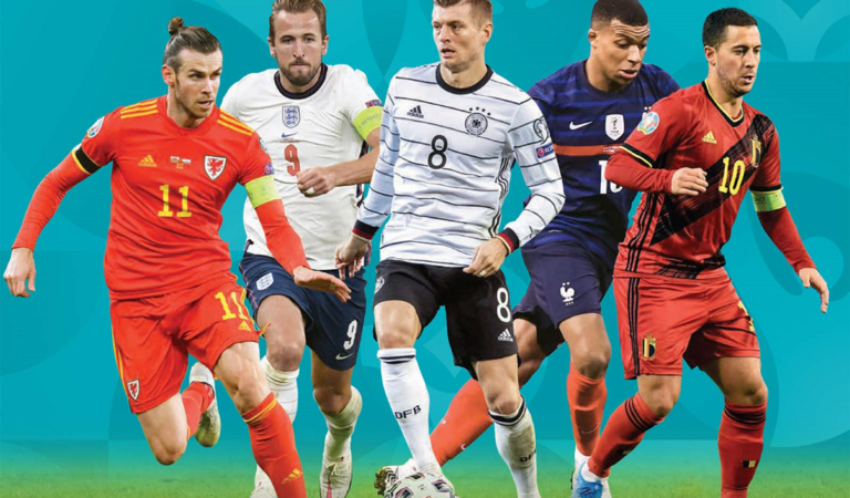 The Best Players to Watch out For in Euro 2020