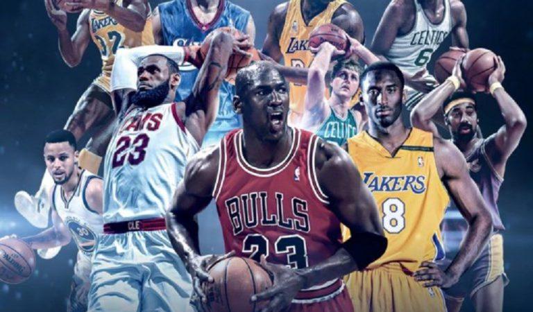 Top 20 Legends of Basketball