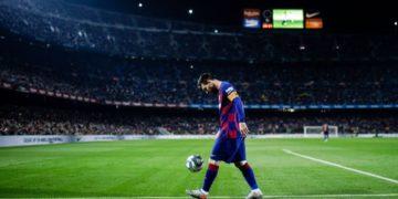 Barcelona Legend Lionel Messi