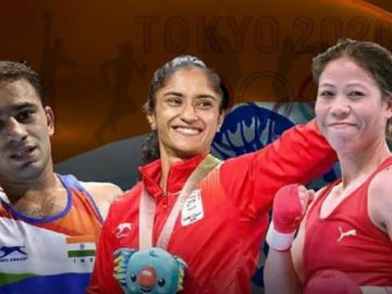 Top Medal Contenders at Tokyo 2020 Olympics From India