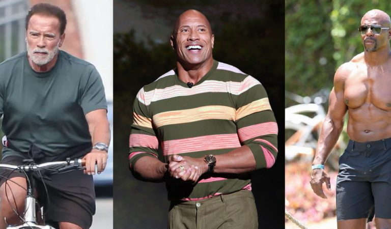 20 Famous Actors Who Started Out As Athletes
