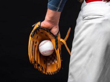 Successful Baseball Player